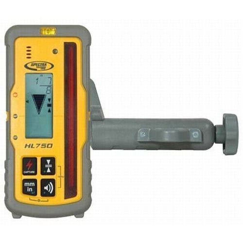 HL750 Radio Laser Receiver and Clamp