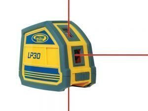 LP30 3 Beam Laser w/ Pouch, Target, Batteries and Mounting Accessory