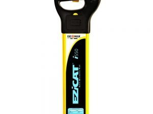 Geomax Ezicat i550 50HzFeatures: Depth estimation, Automatic pinpointing, Hazard zone, Pinpoint assist, Signal strength indica