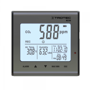BZ30 CO2 Air Quality Data Logger
