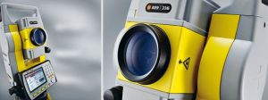 """Zoom35 PRO, 2"""", a10 1,000m Reflectorless Total Station Package"""