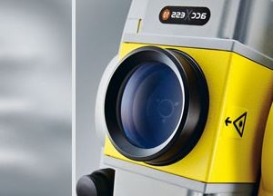 "Zoom35 PRO, 2"", a10 1,000m Reflectorless Total Station Package"