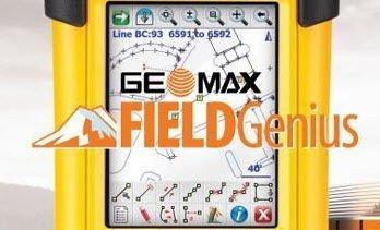 GeoMax Field Genius 9 Premium Edition