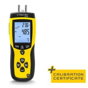 TA400 Pitot Tube Anemometer incl. Cal. Certificate