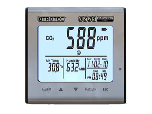 Trotec BZ25 Air Quality Monitor
