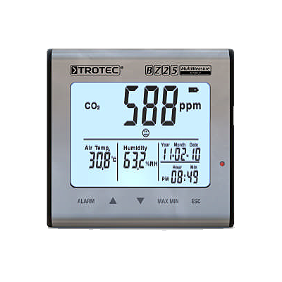 Air Quality Monitor Trotec BZ25