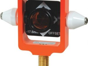 Nodal Point Stakeout Mini 25 mm Prism with Site Cones