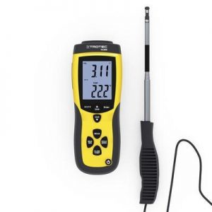 Hot Wire Anemometer Trotec TA300