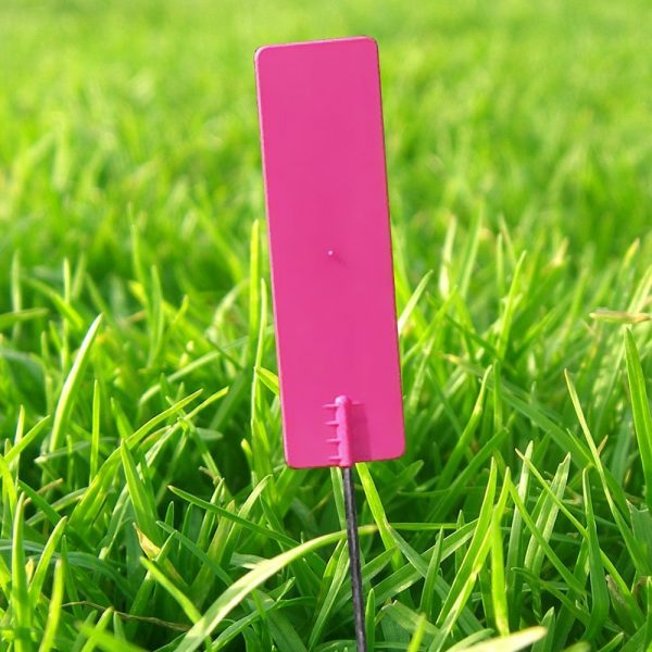 Pin markers Pink