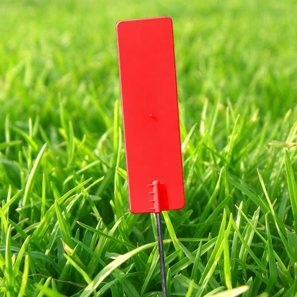 Pin markers Red