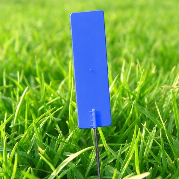 Pin markers Blue