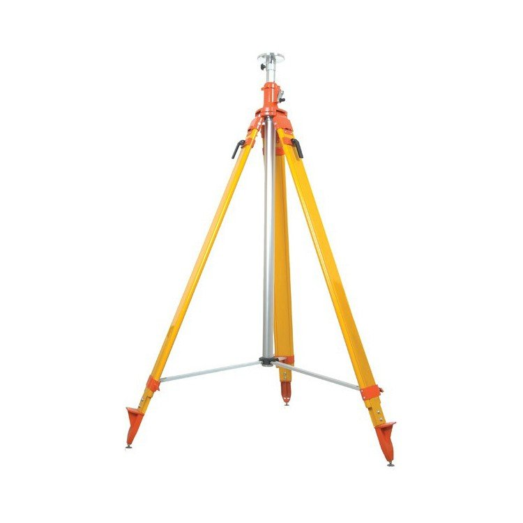 Seco Tripod 3.8m Heavy Duty Fibreglass Elevating