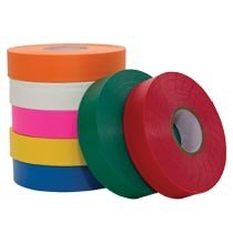 FLURO ORANGE FLAGGING TAPE