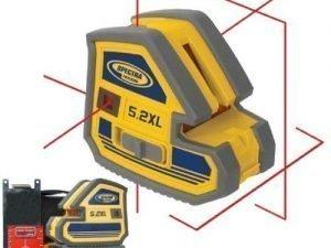 5.2XL Point & Line Laser