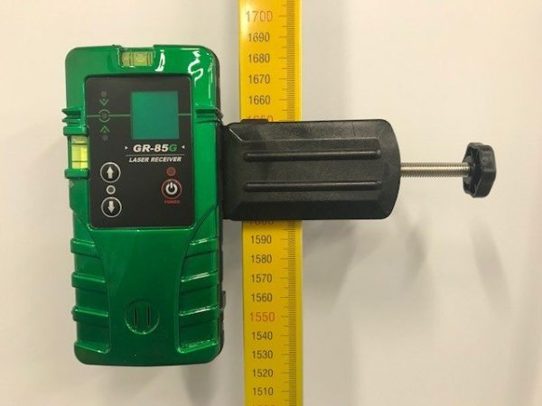 Receiver for Bear Green Line Laser