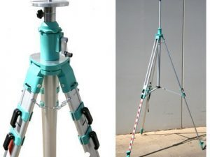 Bear Flat Head Telescopic Tripod