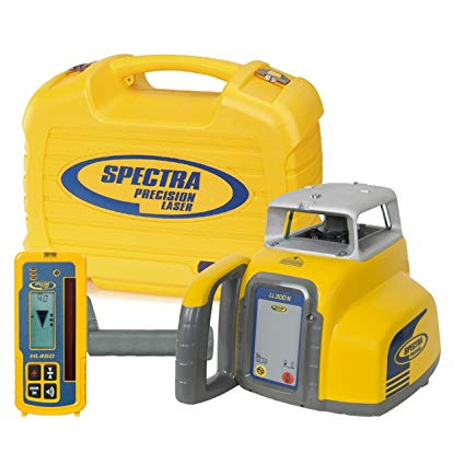 LL300N Laser Level From Spectra Precision