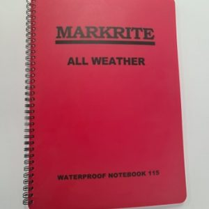 Red Notebook 115 f