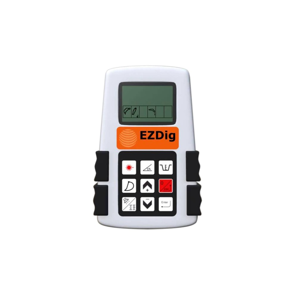 GeoMax EzDig S Excavator Guidance System 1D
