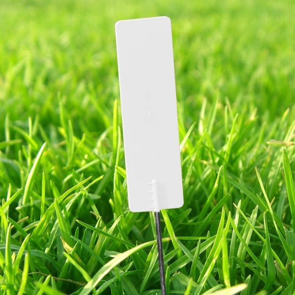 Pin markers White