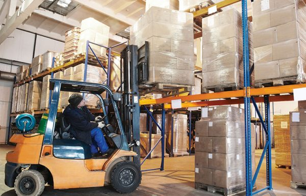 CL320 Forklift Weighing System