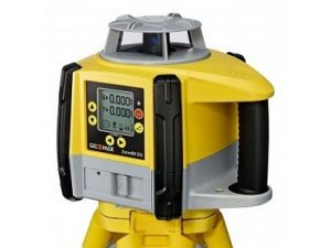 Zone60 DG Dual Grade Laser Level With Beam Catch