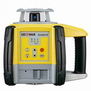 Geomax Zone 20HV Laser Level