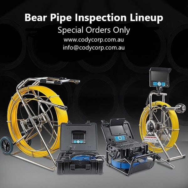 3688 Pipe Inspection Camera