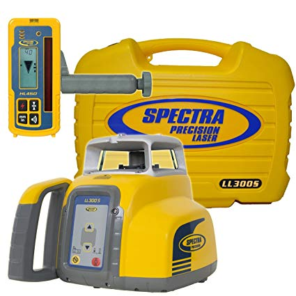 LL300S Laser Level From Spectra Precision