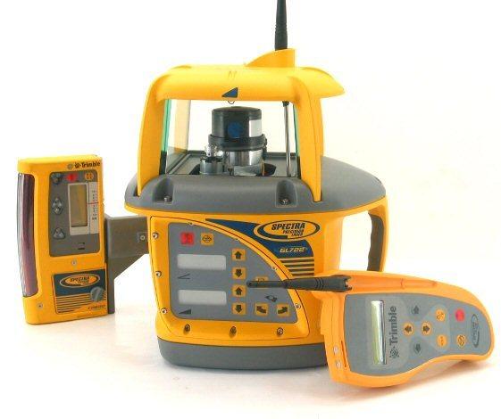 Spectra Precision GL722 Dual Grade Laser