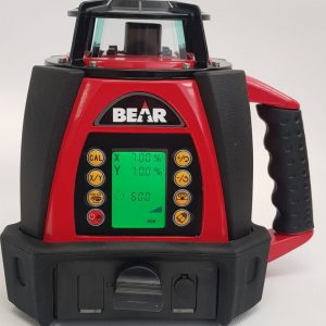Bear Polar Dual Grade Laser Level with PR Receiver
