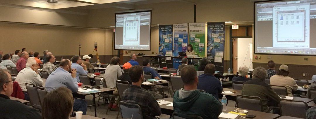 Carlson Software Training Day 2019