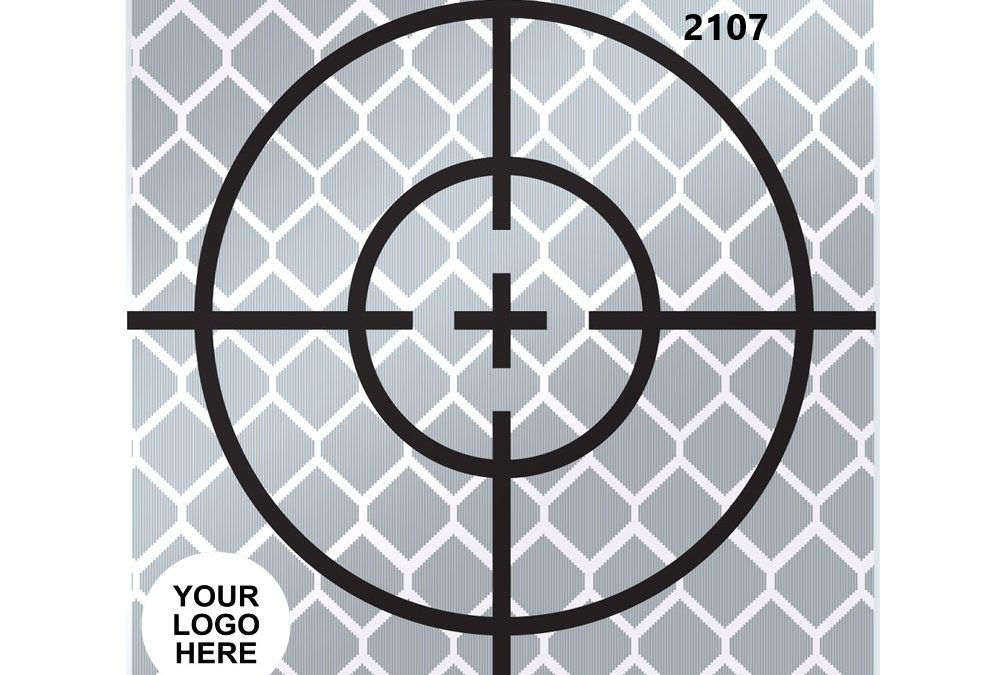 Custom Reflective Targets For Surveyors and Construction Sites