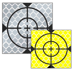 Reflective Surveying Targets