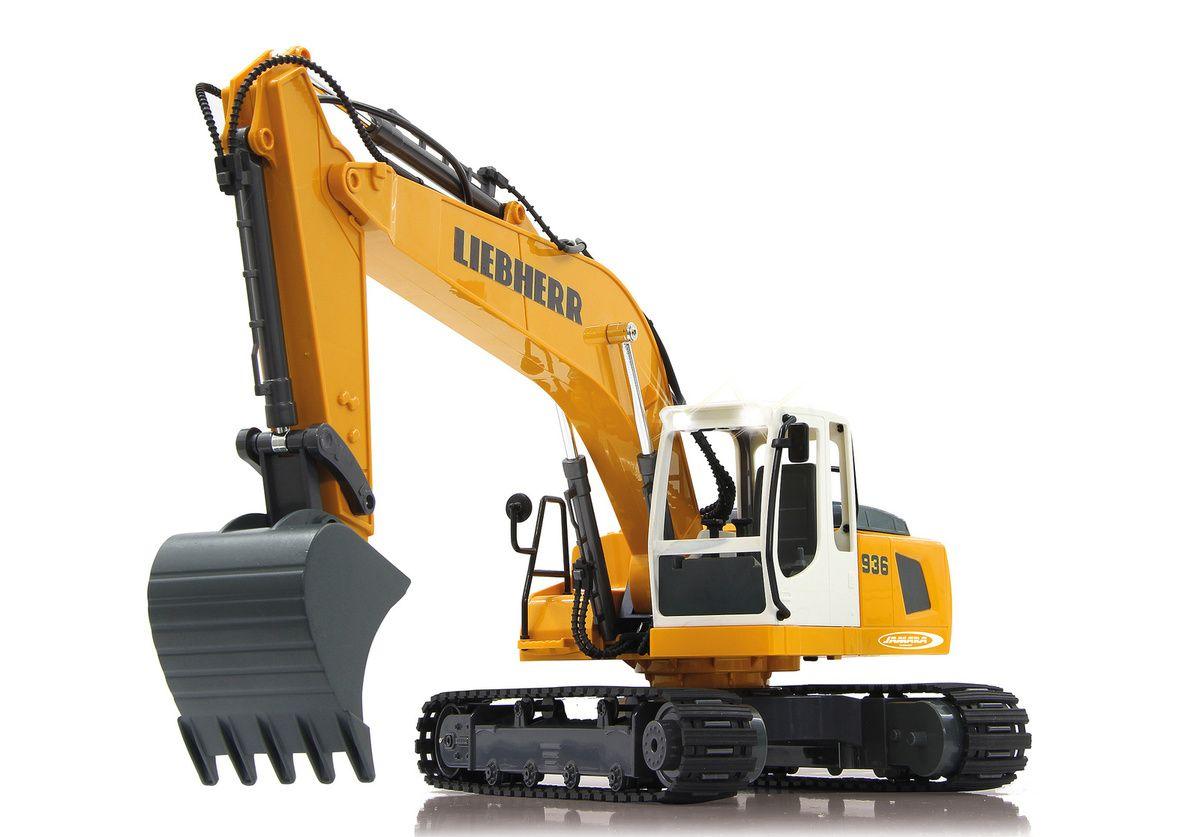 Excavator Guidance