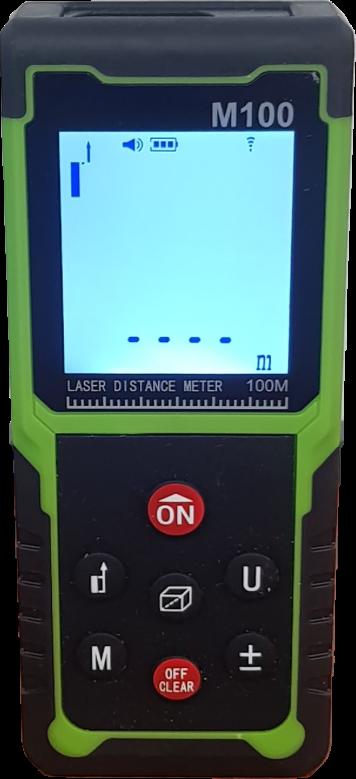 TG656 100M Laser Distance Meter