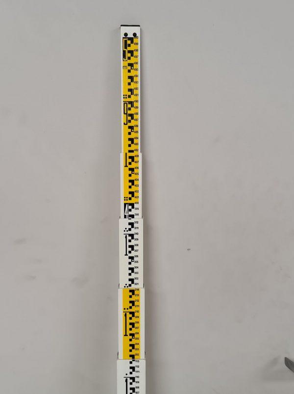 5M Fibreglass mm Staff 920047