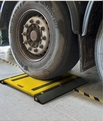 Vehicle Weighing Pads