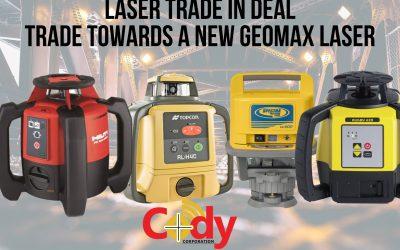 Laser Level trade In Deal