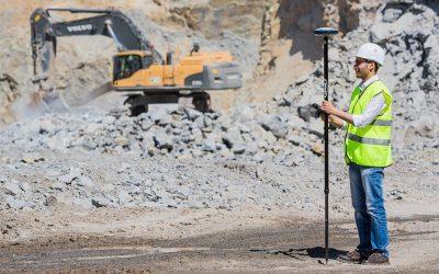 How GPS Receivers Improve Site Productivity
