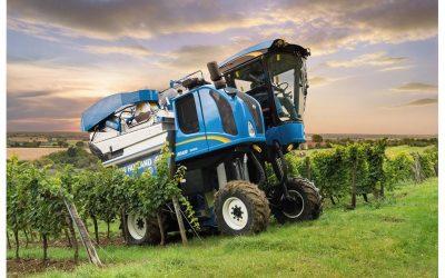 Enhanced Autosteer for Grape Harvesters